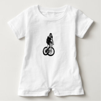 Boys mountain bike T Shirt presents MTB