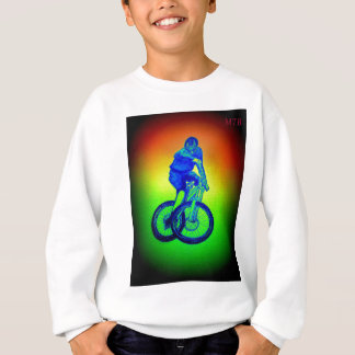 Boys mountain bike T Shirt presents MTB