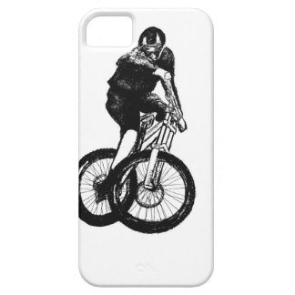 Boys mountain bike T Shirt presents MTB iPhone 5 Cover