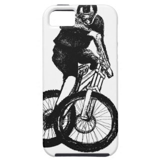 Boys mountain bike T Shirt presents MTB iPhone 5 Covers