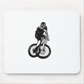 Boys mountain bike T Shirt presents MTB Mouse Pad