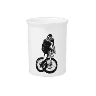 Boys mountain bike T Shirt presents MTB Pitcher