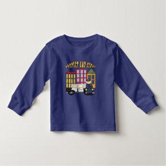 Boys Policemen Toddler T-shirt