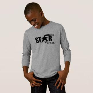 Boys Star Status Apparel Long Tee
