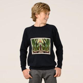 "Boy's ""The King"" Raglan Tee Shirt"
