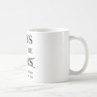 Boys will Be Boys (curse free) Coffee Mug