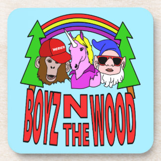 Boyz In The Wood Coasters