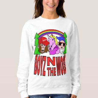 Boyz In The Wood Sweatshirt