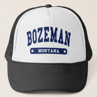 Bozeman Montana College Style t shirts Trucker Hat