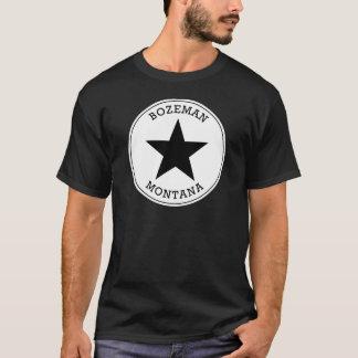 Bozeman Montana T-Shirt
