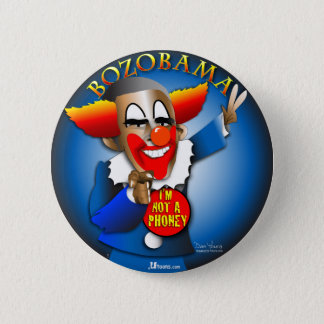 Bozobama 2 Inch Round Button