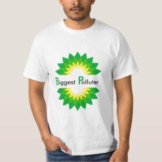 BP = Biggest Polluter T-Shirt