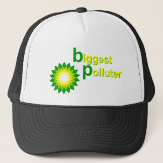 BP Biggest Polluter Trucker Hat