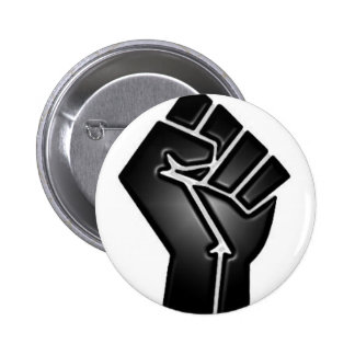 bp fist 2 inch round button