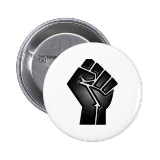 bp fist 2 inch round button