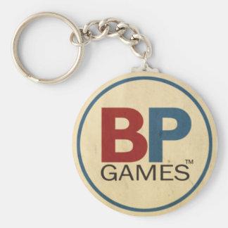 BP Games Key Chain