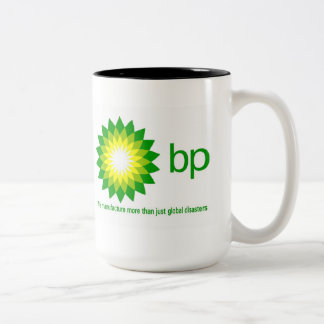 BP: Manufacturer of Global Disasters Coffee Mug