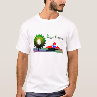 "BP Oil Spill ""Biggest Polluters"" T-Shirt"