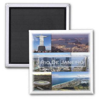 BR * Brazil - Rio de Janeiro Magnet