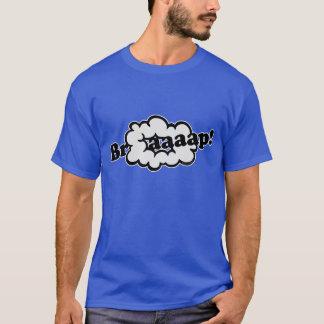 Braap! Smoke Ring 2-Stroke Engine Dirt Bike T-Shirt