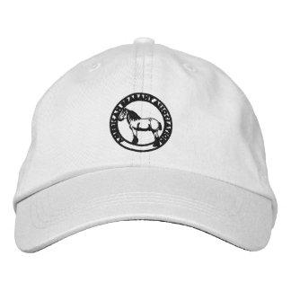 Brabant Draft Horse Logo Embroidered Baseball Cap