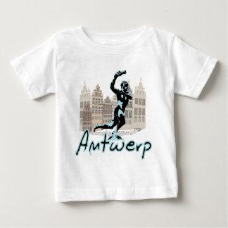 Brabo Antwerp Baby T-Shirt
