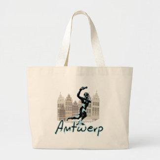 Brabo Antwerp Large Tote Bag