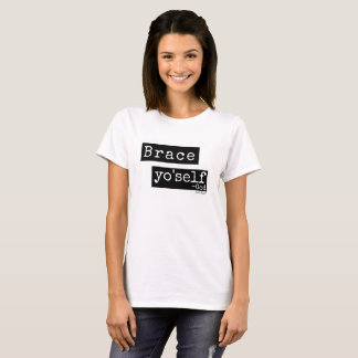 Brace Yoself Christian Scripture T-Shirt