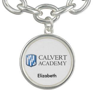 Bracelet de charme d'académie de Calvert