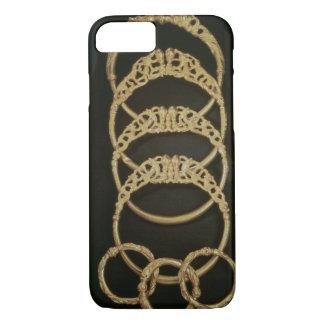 Bracelets d'or du trésor d'Ertsfield, 4ème ce Coque iPhone 7