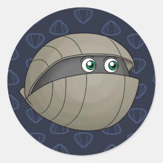 Brachiopod Classic Round Sticker