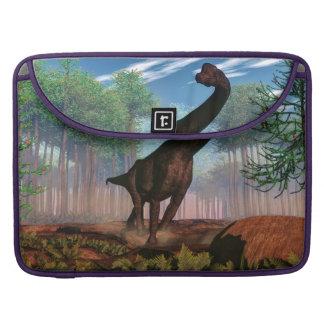 Brachiosaurus dinosaur - 3D render Sleeve For MacBook Pro