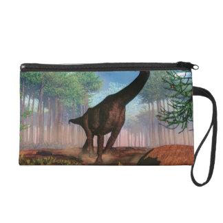 Brachiosaurus dinosaur - 3D render Wristlet