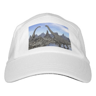 Brachiosaurus dinosaurs - 3D render Headsweats Hat