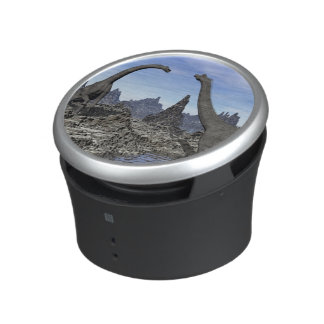 Brachiosaurus dinosaurs - 3D render Speaker