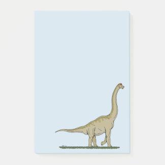Brachiosaurus Post-it Notes