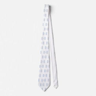 bracketology blue tie
