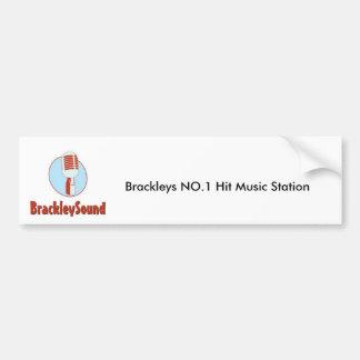Brackleysound Bumper Sticker