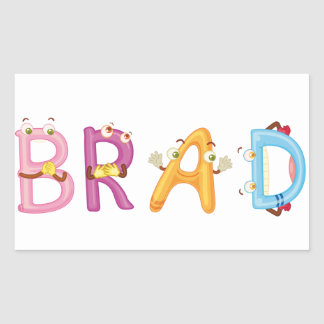 Brad Sticker