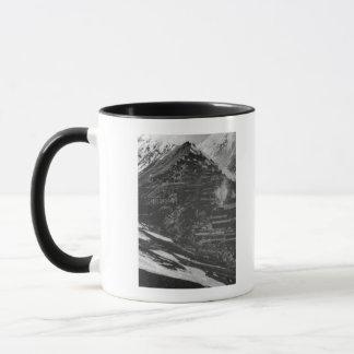 Braden Copper Mines in Chili Mug