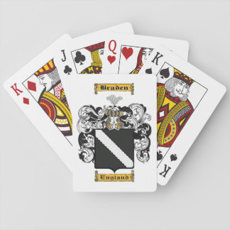 Braden Playing Cards