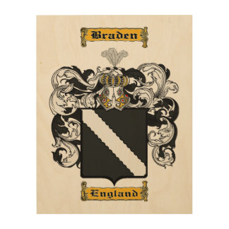 Braden Wood Print