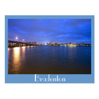 Bradenton, Florida, jewel of the Gulf Postcard