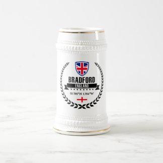 Bradford Beer Stein