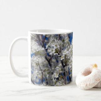 Bradford Pear Blooms Coffee Mug