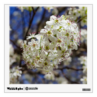 Bradford Pear Blooms Wall Decal