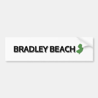 Bradley Beach, New Jersey Bumper Sticker