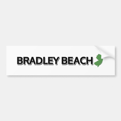 Bradley Beach, New Jersey Bumper Stickers