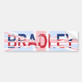 Bradley Bumper Sticker