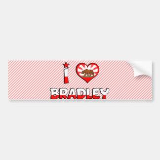 Bradley, CA Bumper Sticker